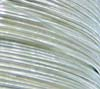 18 gauge Sterling Silver round beading Wire Dead Soft 1 ft