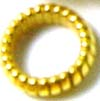7mm Vemeil Spacer/jump ring (closed)(20pcs/pk) VS34
